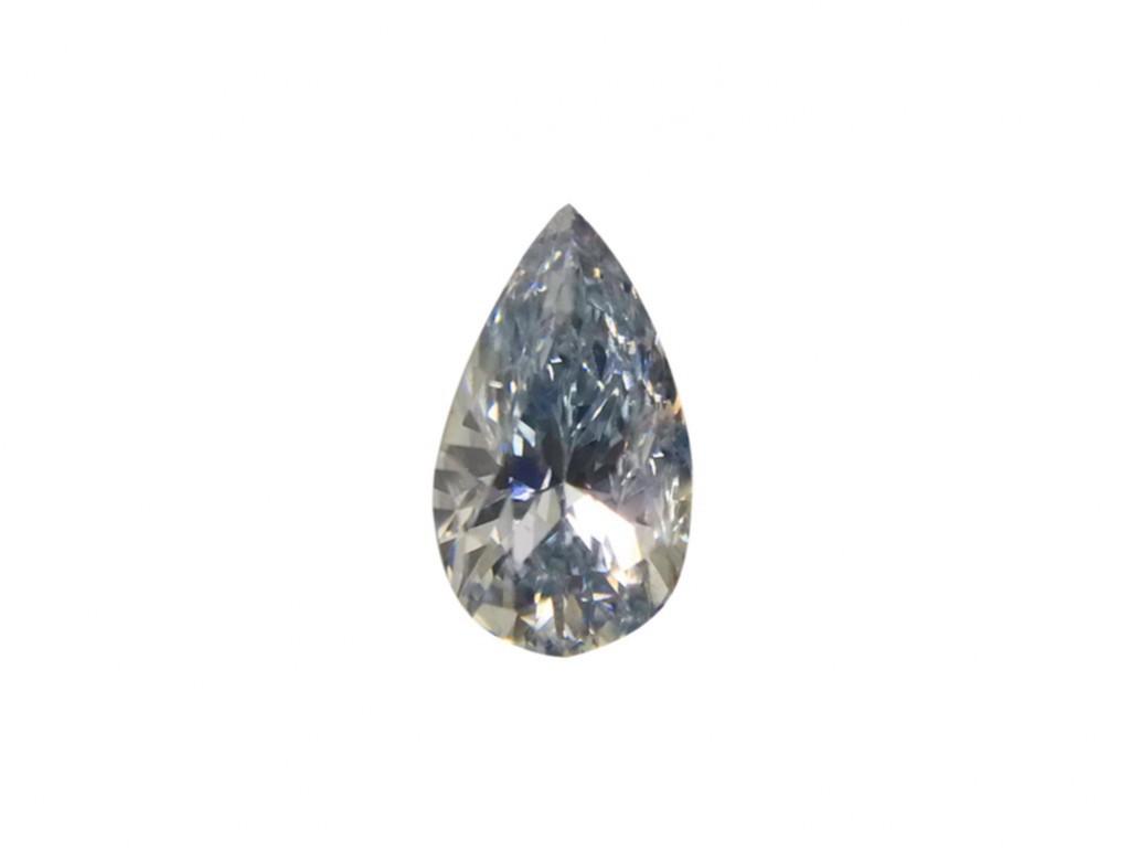 0.20ct藍色彩鑽石