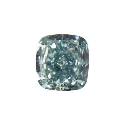 0.30ct藍色彩鑽石