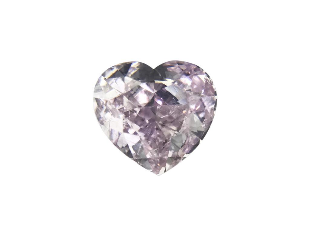 0.50ct粉紅彩鑽石
