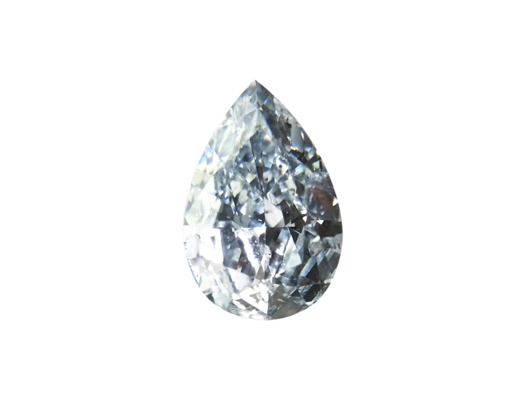 0.50ct藍色彩鑽石