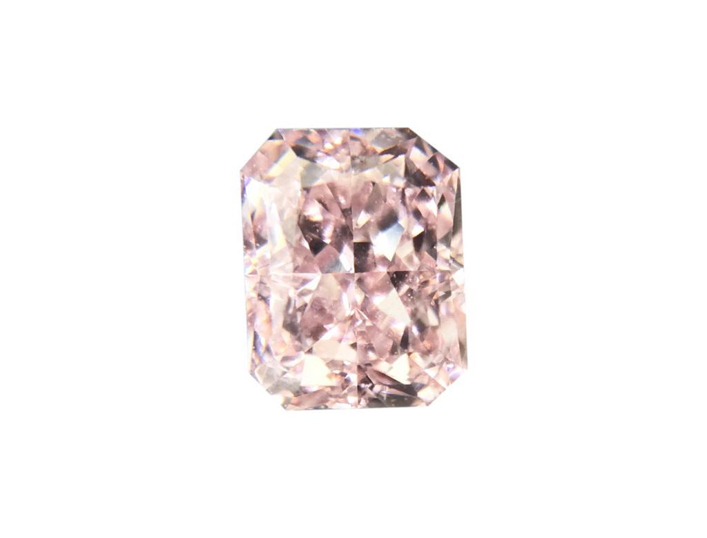 0.55ct粉紅彩鑽石