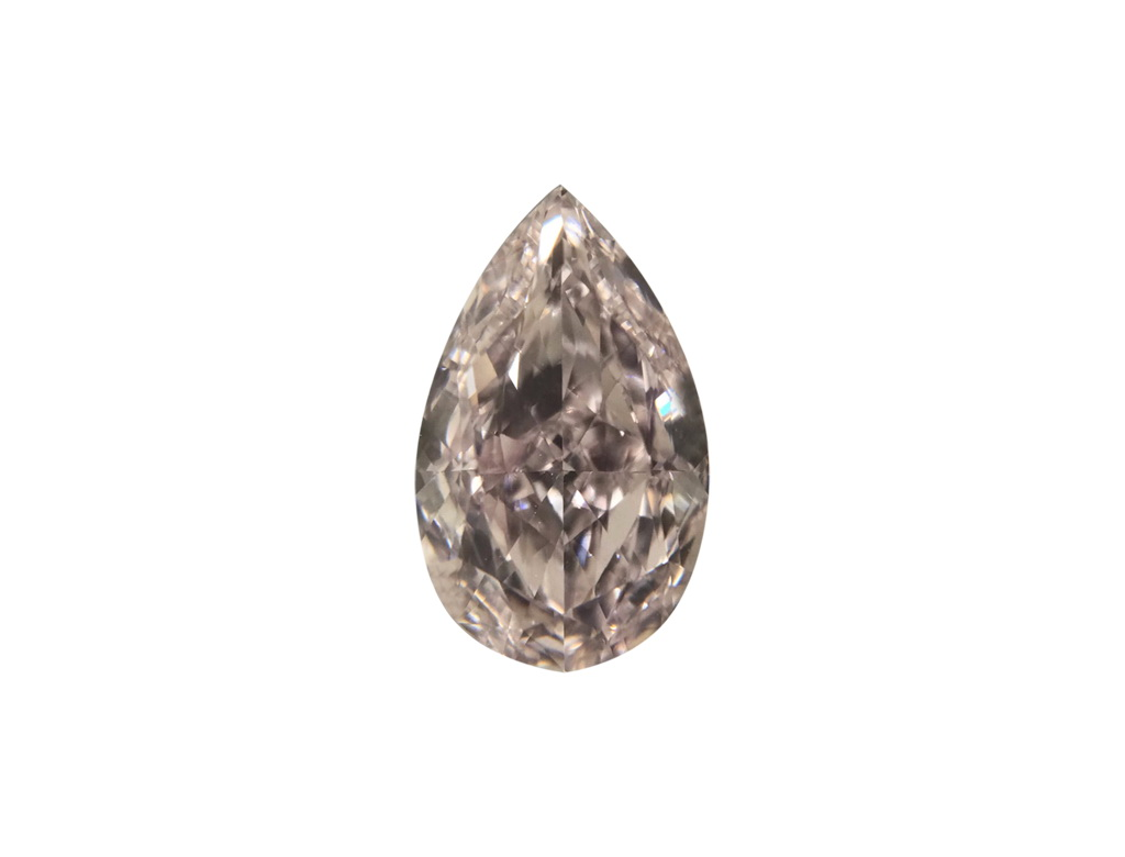 1.00ct粉紅彩鑽石