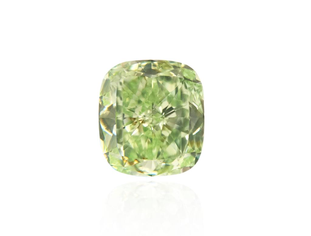 1.31ct綠色彩鑽石