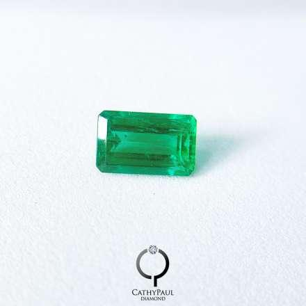 2.32卡天然綠寶石