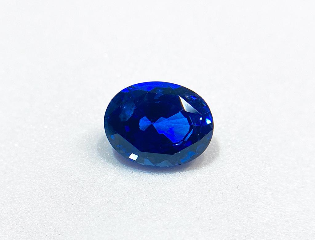 2.95卡天然藍寶石