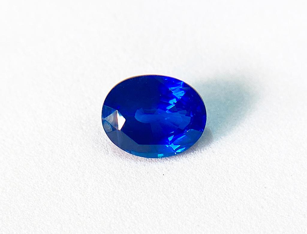 2.97卡天然藍寶石