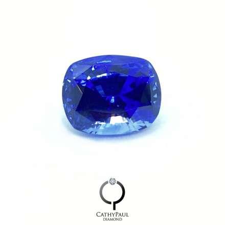 6.20卡天然藍寶石