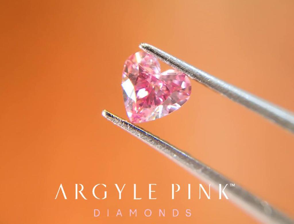 Argyle Pink 0.34ct