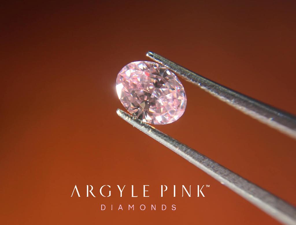 Argyle Pink 0.37ct