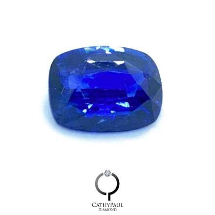 7.35卡天然藍寶石