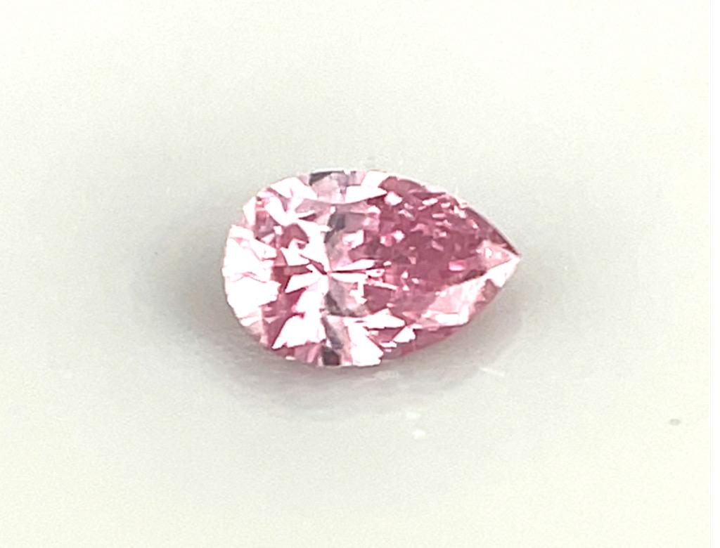 Argyle Pink 0.08ct