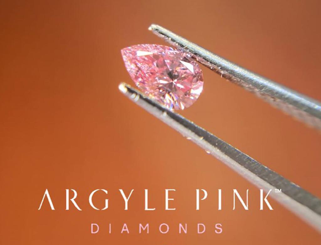 Argyle Pink 0.21ct