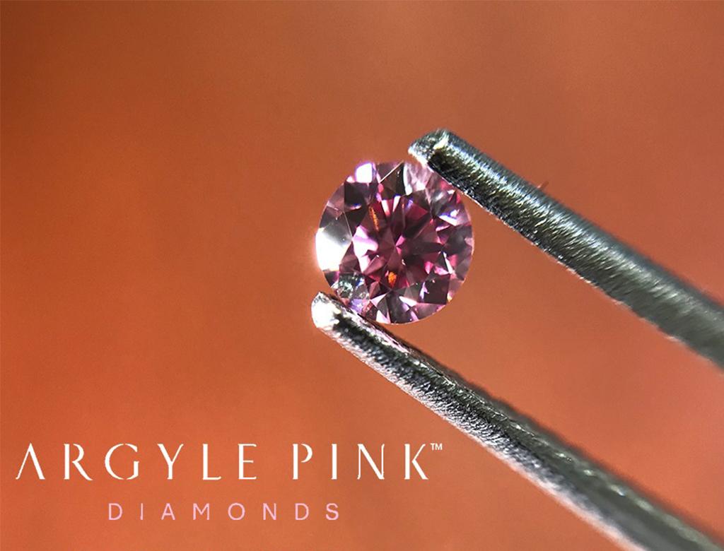 Argyle Pink 0.22ct