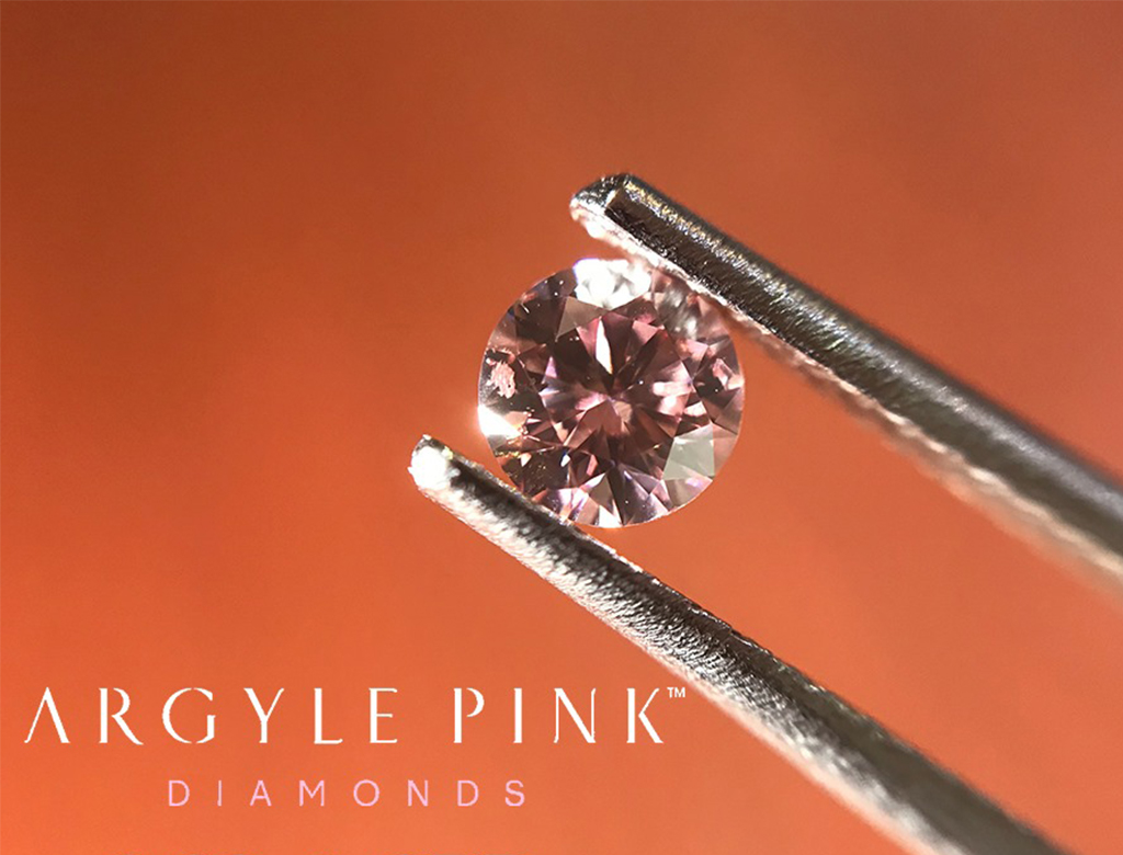 Argyle Pink 0.23ct