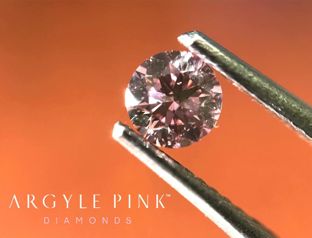 Argyle Pink 0.31ct