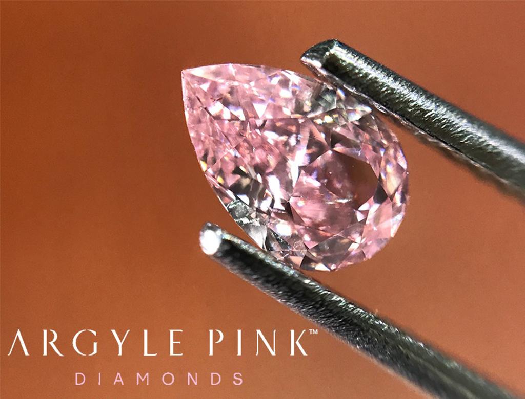 Argyle Pink 0.50ct