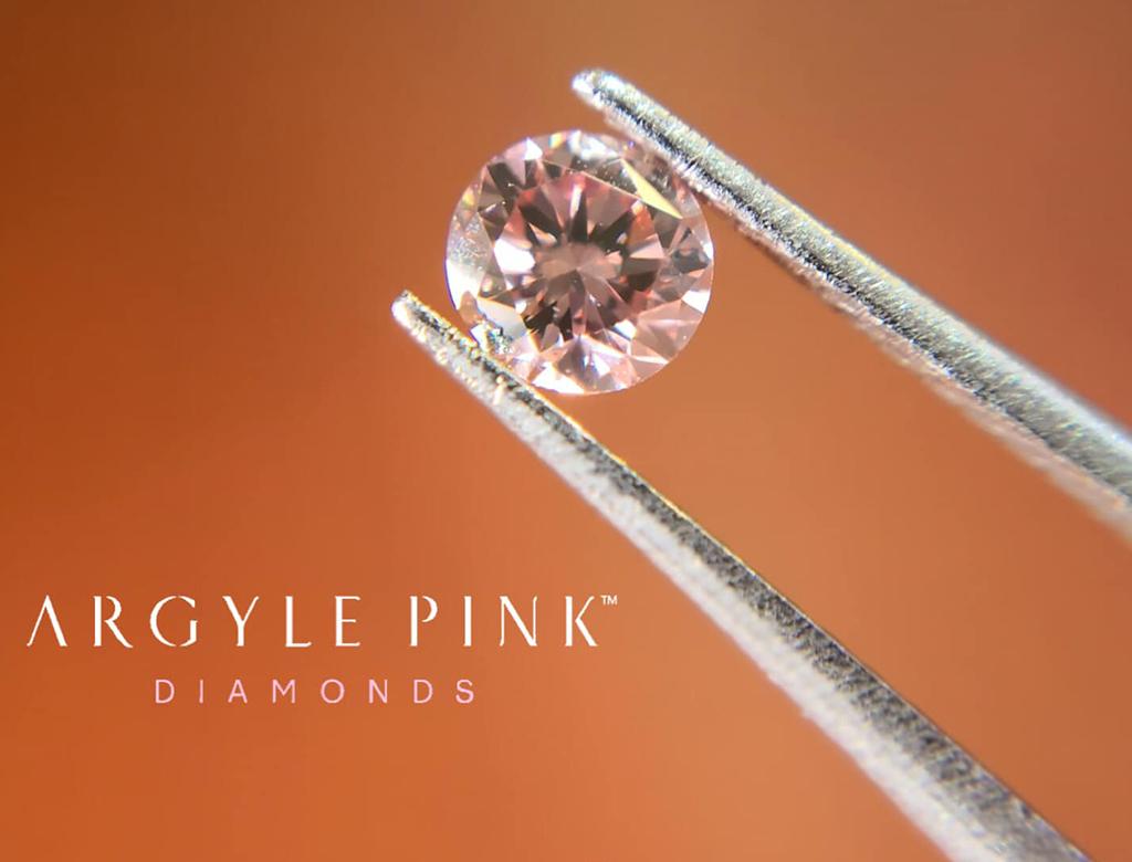 Argyle Pink 0.25ct